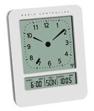 radioréveil TFA 60.2530.02 orario radiocontrollato dcf-77 temperatura interna