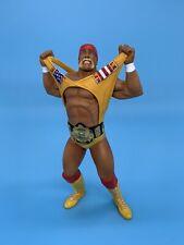 2007 Jakks Unmatched Fury Hulk Hogan WWF WWE