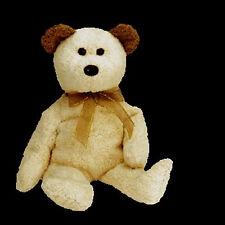 TY Beanie Baby HUGGY the TEDDY BEAR Bean Bag Plush Retired Soft New MWMT w/Tag!
