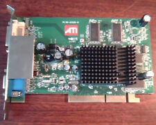 AGP card ATI Radeon 9550 256M 109-A03500-10 102A0352710 DVI VGA Video