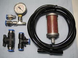 Vakuumpumpe Kompressor Thomas USA  Zubehörset für 2660, 2650, 2639, 2619