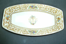 """ROSENTHAL ..THE BEVERLY SERVING BOWL....9.25"""" X 5"""" X 1.5"""""""