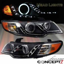 2010-2013 ANGEL EYES CCFL PROJECTOR HEADLIGHTS w/ LED LIGHTS FOR FORTE & KOUP