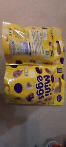 2 x mini eggs 385g pouch chocolate egg