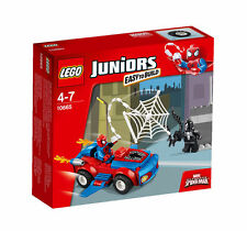 LEGO® Juniors Spider-Man Spider-Car Verfolgung (10665)