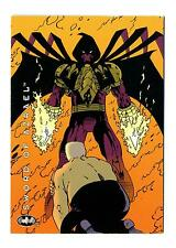 Skybox 1994 Batman Saga of the Dark Knight Base Card #69 Trial by Fire