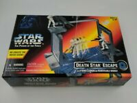 Star Wars Power of the Force Death Star Escape.Kenner 1996.New In Box.