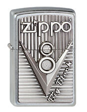 ZIPPO v8 Big Block emblema Rockabilly Nose tipo US Army US Car Hot Rod Oldtimer