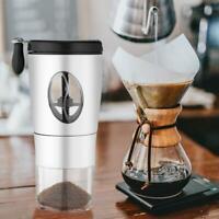 Stainless Steel Hand Manual Coffee Grinder Coffee Bean Powder Burr Miller Tool