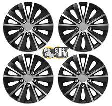 "Hyundai S-Coupe 14"" Universal Rapide Wheel Cover Hub Caps x4"