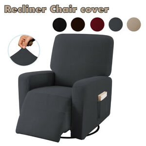 Stretch Recliner Chair Cover Sofa Armchair Slipcover Furniture Protector  R