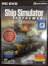 *BRAND NEW* PC Game SHIP SIMULATOR EXTREMES COLLECTION ( PC DVD ) BRAND NEW