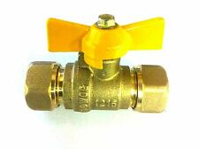"1/2"" BUTTERFLY BALL VALVE for gasFlex flexible gas piping 1216 X 1216 (1 unit)"