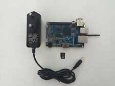 Banana Pi M2 BPI-M2 A31S Quad Core 1GB RAM Gigabit Ethernet, + Power 5v 3A + SD