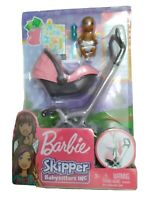 African American Baby Stroller Barbie Skippers Babysitters Inc NEW