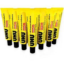 UHU All Purpose Adhesive Gel Extra Glue - 31ml - Pack of 10 Tubes