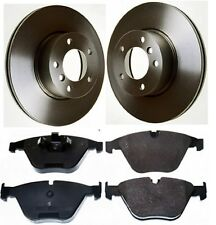 BMW X1 E84 sDrive 18i 18d 20d xDrive 18d 20d Front Brake Discs & Pads 2009-2011