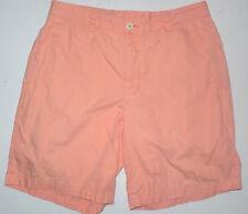 Mens 32 Vineyard Vines by Shep & Ian Club Orange Short Shorts Cotton