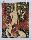 Allan Waller Ltd. Point de l'Halluin Tapestries Lady and the Unicorn Panel #1