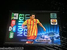 Champions League 2013/2014 Adrenalyn XL Lionel Messi Limited Edition