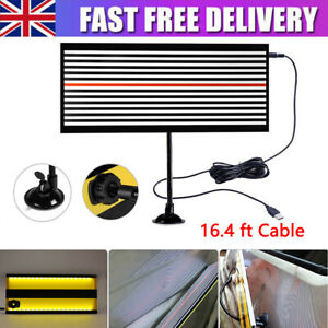 16ft Cable Car Body Paintless Dent Repair Lamp LED Light Hail Removal Line Board