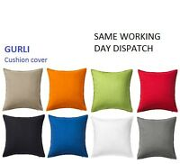IKEA GURLI cushion cover IKEA GURLI 50cm x 50cm Cushion Cover 100% Cotton