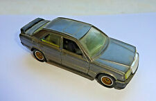 Vintage Solido 1:43 Scale Mercedes Diecast  EXC FREE SHIP