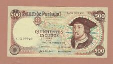 More details for p170b portugal 500 escudos banknote 1979 in near extremely fine condition