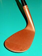 CALLAWAY WEDGE 54 DEGREE FORGED COPPER