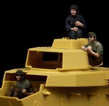 Hungarian 40M Turan crew (3 figures) 1/35 The Bodi 35110