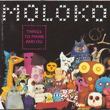 Moloko CD Things To Make And Do - USA (EX/EX+)