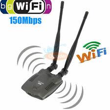 3000MW High Power USB WIFI Wireless Adapter Network Card 150Mbps 802.11 Antenna