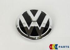 Neu Original VW Amarok 2017- Vorne Stoßstange Mitte Gitter Chrom Logo Emblem