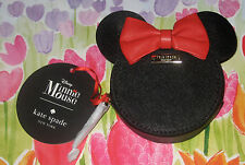 Kate Spade X Disney Minnie Mouse Coin Purse Wallet Limited Edition RARE