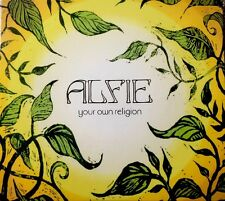 Alfie - Your Own Religion (CD 2005) Enhanced/Video. Forever Amber