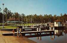 Pocomoke City Maryland Shad Landing State Park Vintage Postcard K35711