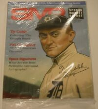 October 2017 SMR Ty Cobb The Official PSA Certified Price Guide Unopened