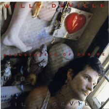 Willy De Ville Backstreets of desire (1992) [CD]