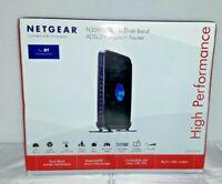 Netgear N300 Wireless Dual Band AFSL2+ Modem Router DGND3300