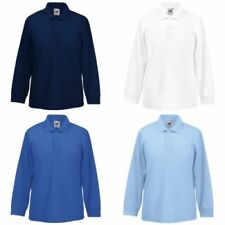 Collared Casual Shirt Patternless T-Shirts & Tops (2-16 Years) for Boys