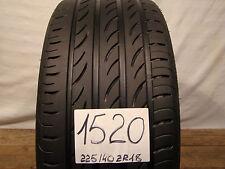 1 x Sommerreifen Pirelli P Zero Nero  225/40 ZR18  92Y,XL, 5,5mm