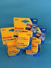 Fresh & Sealed packages of Kodak Gold 400 36 Exp. Film 3 Pack/3 Rolls of 36 Exp.