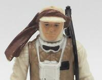 Vintage Star Wars Luke Skywalker Hoth Complete Action Figure w/ Rifle