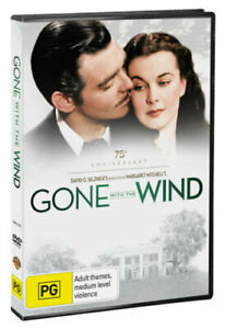 GONE With The WIND DVD NEW R4
