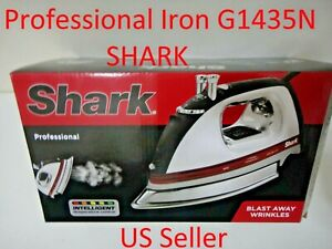SHARK Professional Electronic Iron steam intelligent temperature control G1435N
