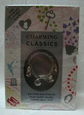 Harper CHARMING CLASSICS 6 Book Collection Box Set BONUS CHARM BRACELET