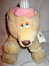 NWT NEW SOFT PLUSH BEAR W ICE PACK A CUTE GET BETTER GIFT FROM MY COLLECTION