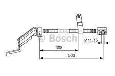 Bremsschlauch für Bremsanlage Vorderachse BOSCH 1 987 476 866