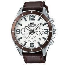 Casio Edifice EFR-553L-7B Regular timekeeping Watch Brand New