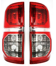 *NEW*  TAIL LAMP LIGHT (GENUINE) for TOYOTA HILUX / SR5 7/2011-4/2015 PAIR LH+RH